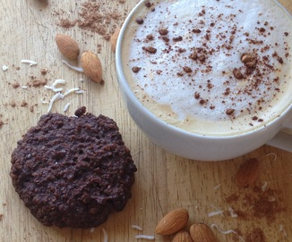 Soul delicous quinoa and cocoa cookies