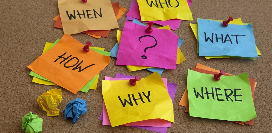 Five great questions to ask yourself before 2016!