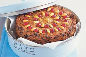 Gloriously good (gluten free) Christmas cake