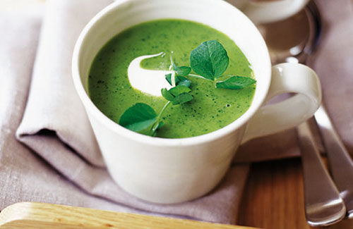 Glorious Green Soup to make Dr. Seuss proud