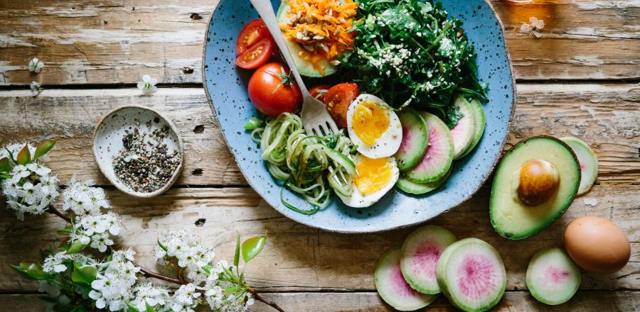 Eat to Beat disease: healing your body with food