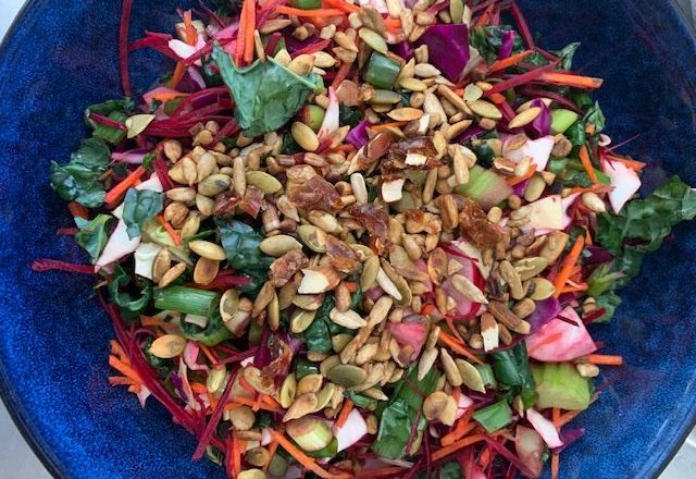 Introducing the Super Salad – Super simple, healthy and  delicious